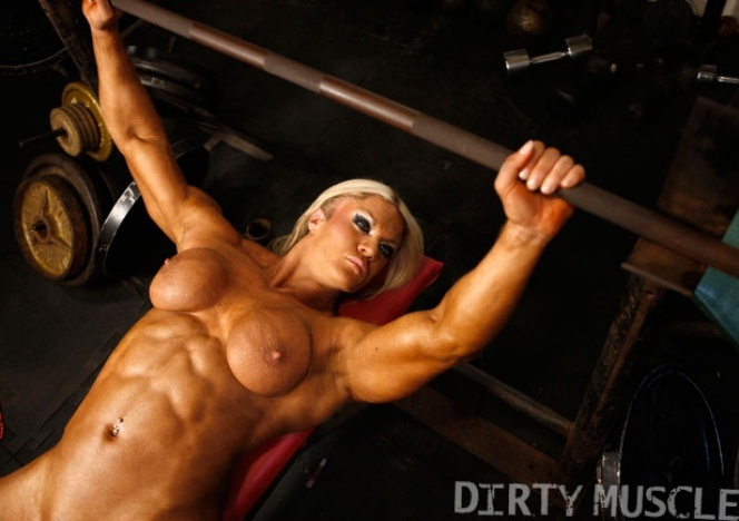 Lisa Cross Dirtymuscle