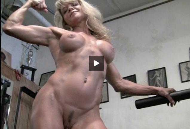 mandy k muscle